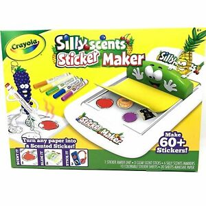 CRAYOLA SILLYSCENTS STICKER - $32.14