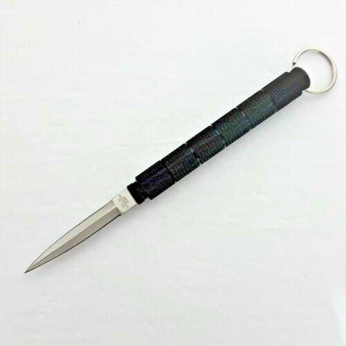 New Black Aluminum Glass Breaker Knife Self Defense Tool USA Seller