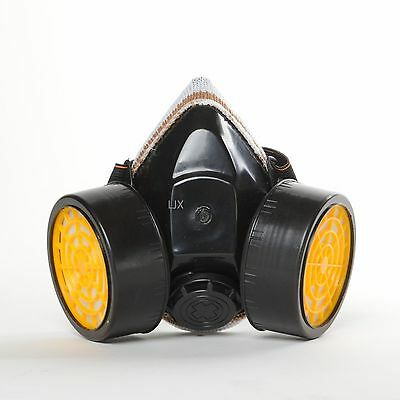 Cartridge Respirator Industrial Gas Safety Chemical Spray Pa