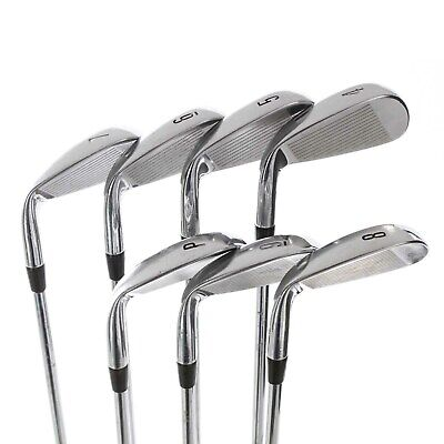 Cobra Iron Set King Carbon CB / Steel / 4-PW / Dynamic Gold S300 Stiff Shaft