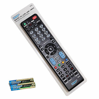 HQRP Remote Control for LG 52-98