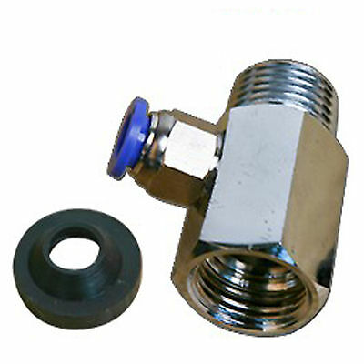 US KIT 3/8 inch Metal T-valve adaptor BIDET PARTS for Korea Sense CB-101/201/301