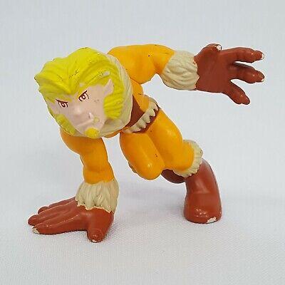 Marvel Villains Costumes (Marvel Super Hero Squad Sabretooth Action Figure X-Men Villain Orange Costume)