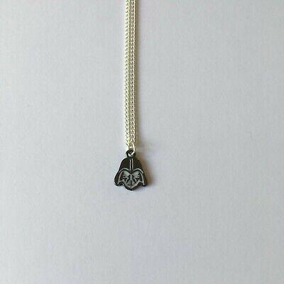 Handmade Darth Vader Star Wars Necklace