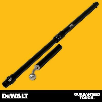 Dewalt Drywall Extendable Plaster Corner Finisher Handle W Adapter 39-57