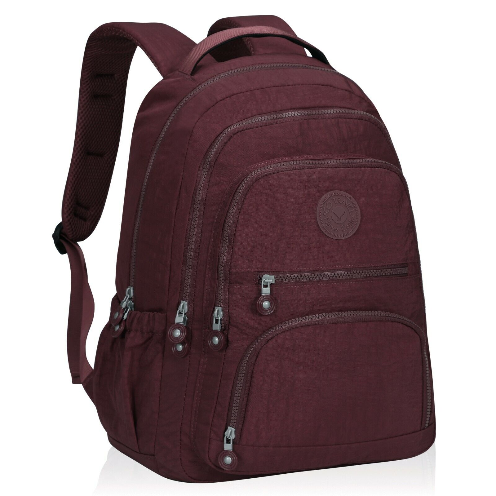 school backpack student casual daypack fits 15