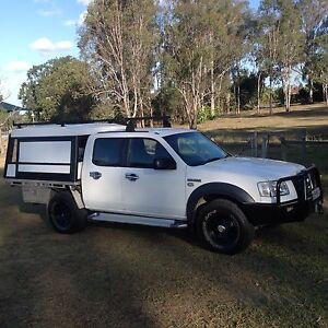 Ford Ranger PJ 2007 model 4x4 3L turbo diesel manual fully loaded Oxenford Gold Coast North Preview