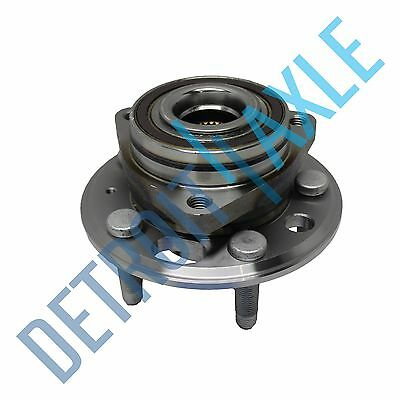 - Front Wheel Bearing And hub 2010 - 2016 Chevy Equinox GMC Terrain Buick Regal