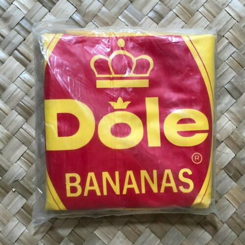 RARE Dole Banana Inflatable Pool Float - UNUSED - NOS