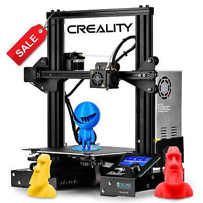 Used CREALITY 3D Printer Ender 3 220X220X250mm DC 24V Original Parts & Warranty