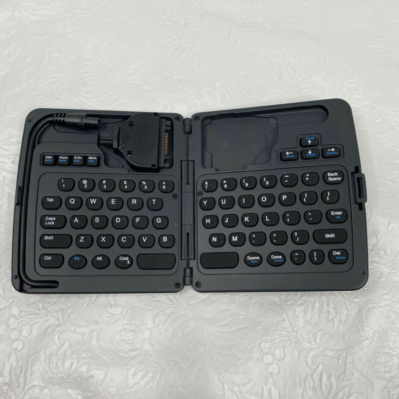 Micro Innovations Mini Folding Keyboard for Palm MODEL No KB-WP-001