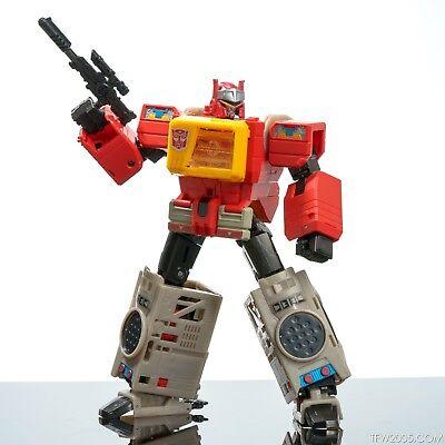 Transformers Titans Return BLASTER Leader figure