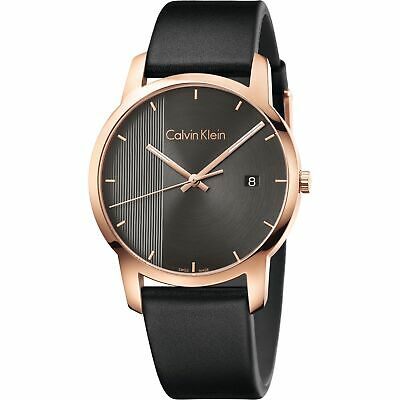 Calvin Klein Men's Quartz Watch K2G2G6C3