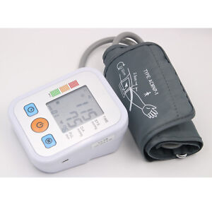 Electronic Blood Pressure Cuff >> Blood Pressure Cuff Ebay