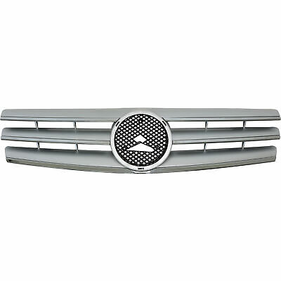 Sport Performance Grill Kühlergrill für Mercedes SL R129 Bj. 89-01 CL Optik