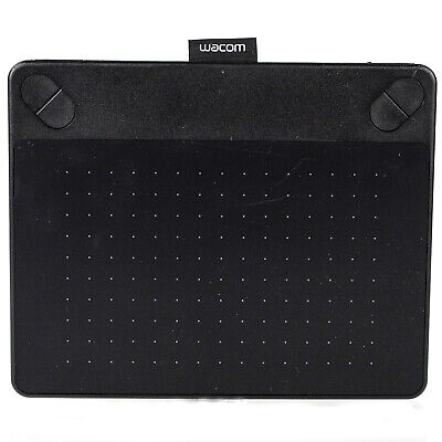 Backless Wacom Intuos CTH-490K SMALL BLACK Touch Tablet ONLY CTH-490, used for sale  Shipping to India