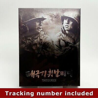 Tae Guk Gi: The Brotherhood Of War BLU-RAY Limited Edition - Full Slip (Korean)