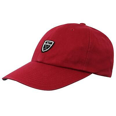 Nike Mens Unisex Golf Adult Hat Casual Cap Red 565439 655