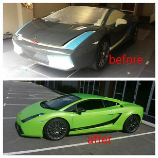 WRAP YOUR RIDE vinyl and spray wrap experts  Landsdale Wanneroo Area Preview