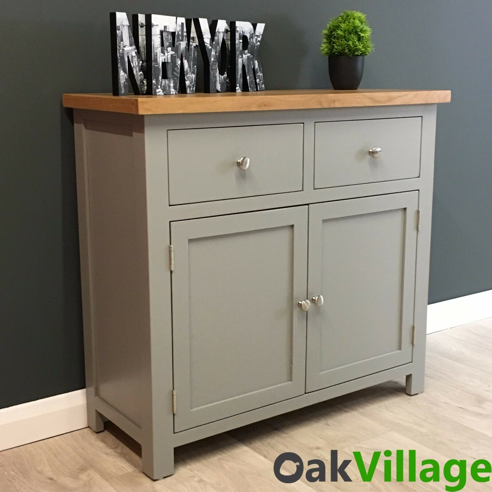 Grey Sideboard Painted