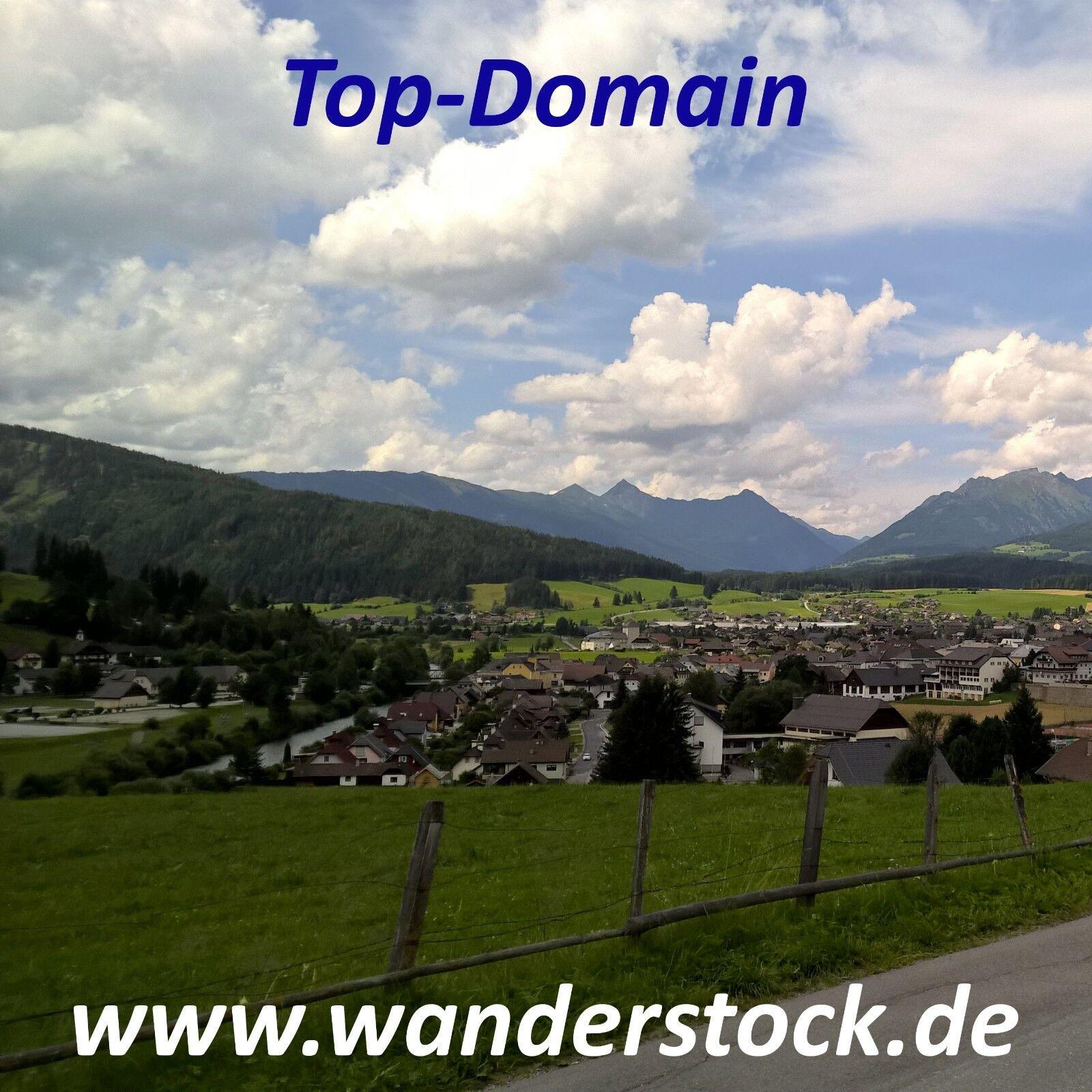 www.wanderstock.de - Top Keyword Domain - Preis verhandelbar