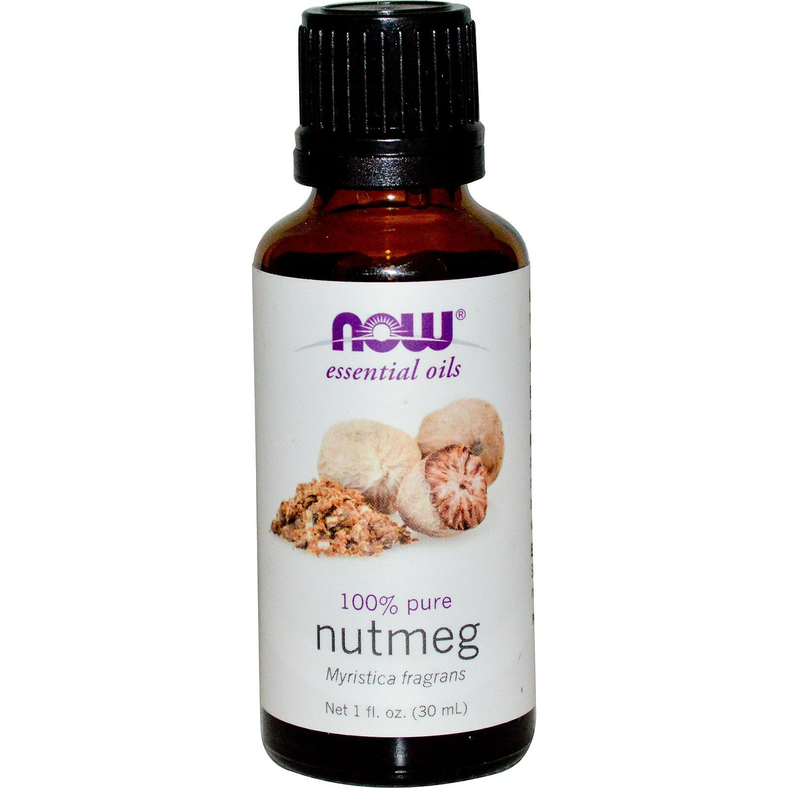 NOW Foods 1 oz Essential Oils and Blend Oils - FREE SHIPPING! Nutmeg