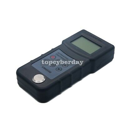(UM6500 Handheld Digital Ultrasonic Thickness Gauge Ultrasonic Tester Meter  )