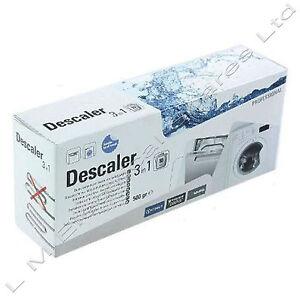 Hotpoint Indesit Washing Machine Dishwasher Limescale Cleaner Descaler X 10 3in1