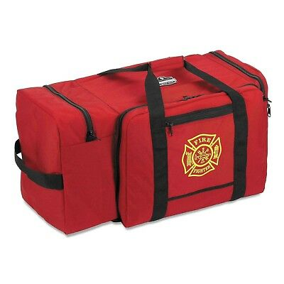 Ergodyne Arsenal 5005p Large Firefighter Rescue Turnout Fire Gear Bag Red