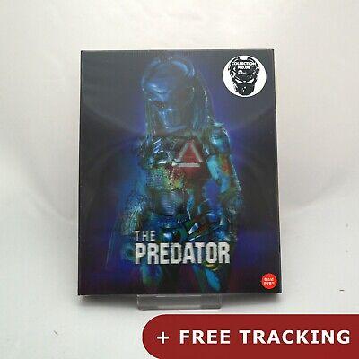 The Predator BLU-RAY Steelbook Lenticular Edition / WeET