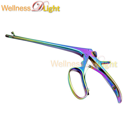 Tishler-Kevorkian Cervical Biopsy Punch, Rainbow Multi-Color Gynecology Instru