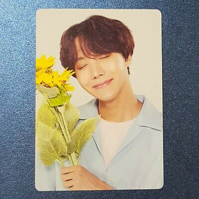 J Hope - Official Mini Photocard BTS Love Yourself World Tour