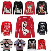 Mens Christmas Jumper