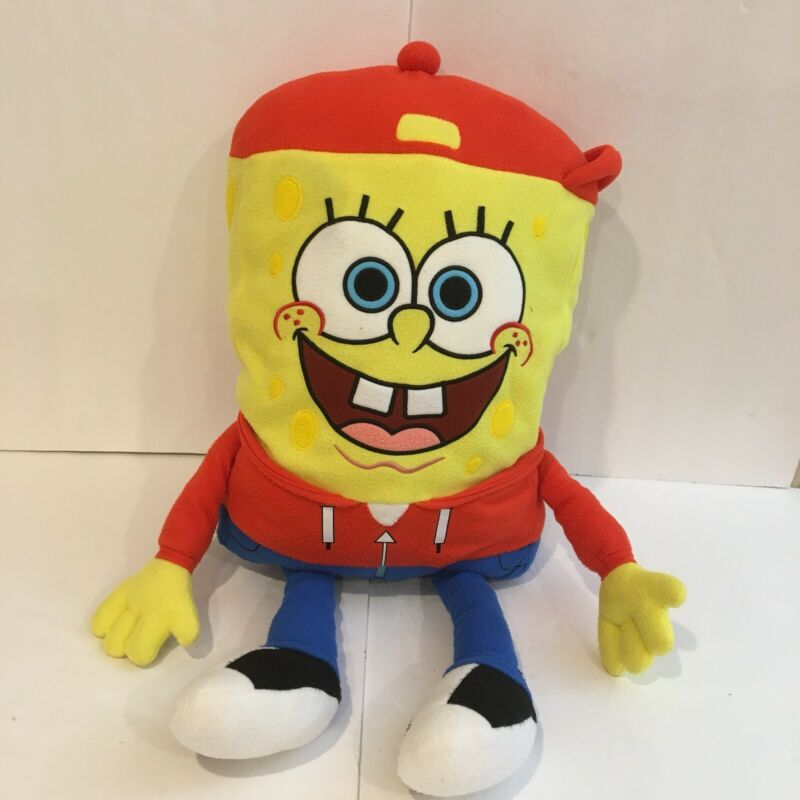 Spongebob Plush Pillow Oversized