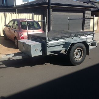 Trailer for sale 7 x 4 1/2