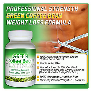 Dr oz Green Coffee Bean Fat Burner Best Pure Extract ...