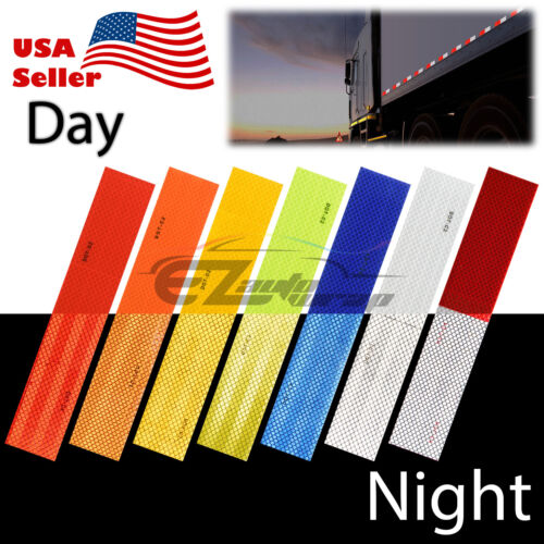 dot c2 conspicuity reflective tape strip 1