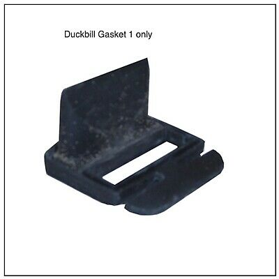 Bissell SpotBot Collection Tank Duckbill Gasket # 203-6646 / 2036646