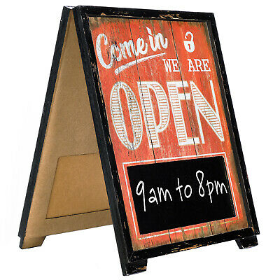 A-frame Openclosed Sign 17x13 Inches