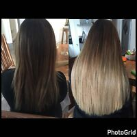 SPRING PROMO HAIR EXTENSIONS $320