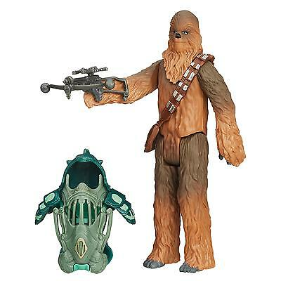 """Star Wars The Force Awakens 3.75"""" Figure Forest Mission Armor Chewbacca"""
