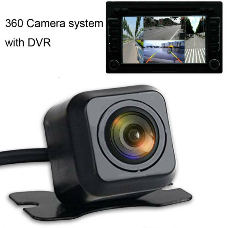 360 ° CMOS Auto Rückfahrkamera Rückfahrkamera wasserdicht HD Nachtsicht