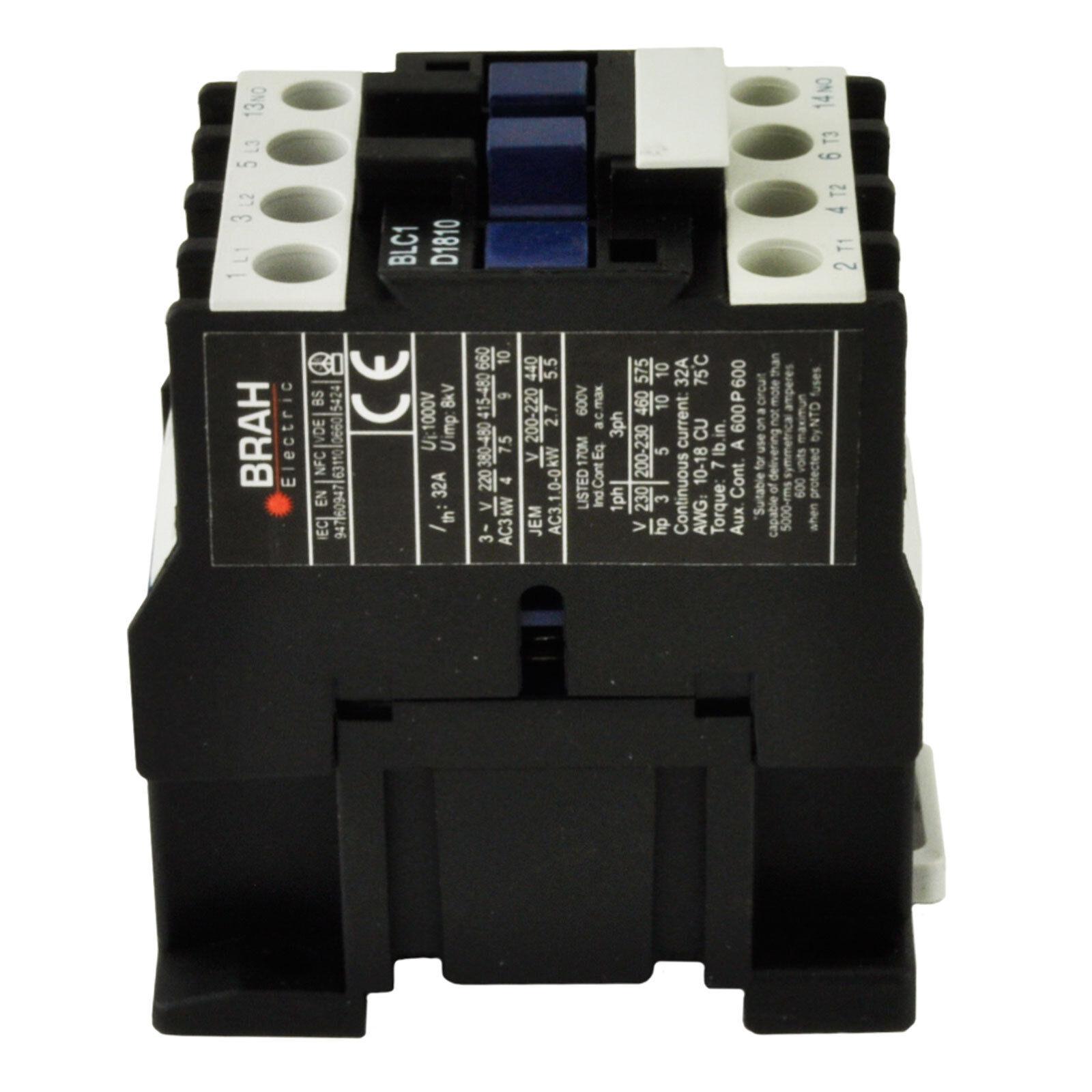 Aftermarket Telemecanique Lc1 D25 Ac Contactor Lc1d25