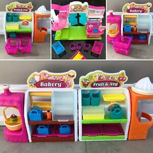 Shopkins Playsets and Games - $10 each
