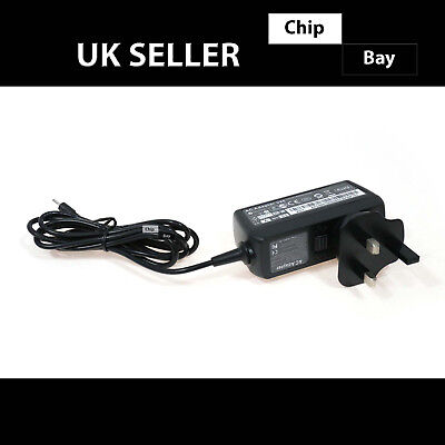 Motorola Xoom 12V 1.5A 18W Power Adapter Charger 2.0mm x 0.5mm