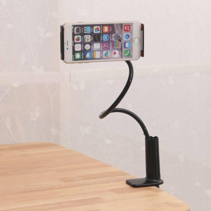 Universal Flexible Long Arm Desktop Bed Lazy Bracket Phone H