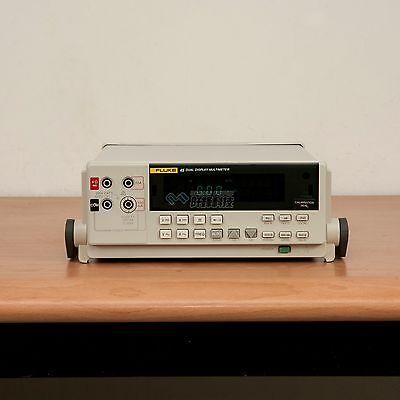 Fluke 45 5-digit Dual Display Multimeter Chiantech-instruments