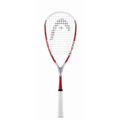 Head Metallix 130 Squash Racquet