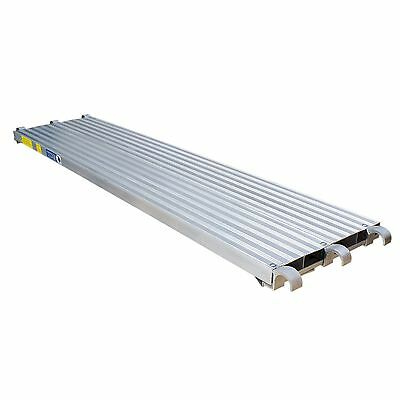 Aluminum Scaffold Plank 19x10 Walkboard Scaffold Platform Plank Work Plank