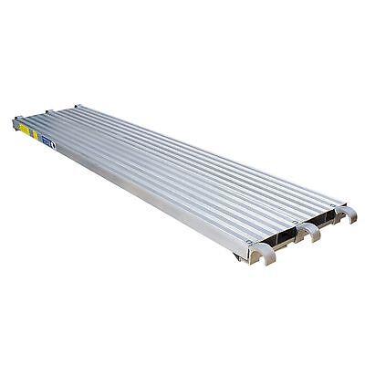 All Aluminum Scaffold Deck Walkboard 7 Ft. Plank Construction Equipment